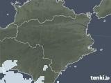 2021年09月27日の徳島県の雨雲レーダー