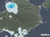 2021年09月28日の徳島県の雨雲レーダー
