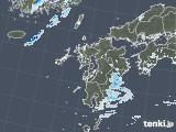 2021年09月29日の九州地方の雨雲レーダー
