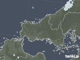 2021年09月29日の山口県の雨雲レーダー