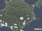 2021年09月29日の徳島県の雨雲レーダー