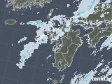 2021年09月30日の九州地方の雨雲レーダー