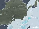 2021年09月30日の徳島県の雨雲レーダー