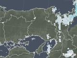 2021年10月01日の兵庫県の雨雲レーダー