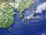2015年01月01日の気象衛星