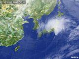 2015年01月15日の気象衛星