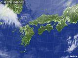 気象衛星(2015年01月27日)
