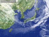 2015年01月28日の気象衛星
