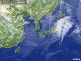 2015年01月30日の気象衛星