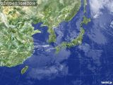 気象衛星(2015年02月04日)