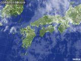 気象衛星(2015年02月07日)