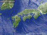 気象衛星(2015年02月09日)