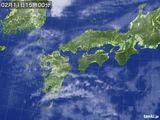 気象衛星(2015年02月11日)