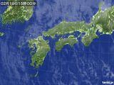 気象衛星(2015年02月19日)