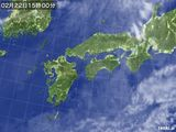 気象衛星(2015年02月22日)