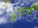 気象衛星(2015年02月25日)