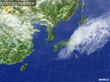 2015年03月19日の気象衛星