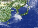 気象衛星(2015年03月27日)
