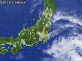 気象衛星(2015年03月28日)