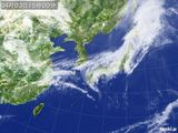 2015年04月03日の気象衛星