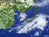 2015年04月29日の気象衛星