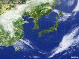 2015年05月01日の気象衛星
