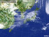2015年05月06日の気象衛星