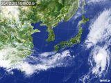 2015年05月20日の気象衛星