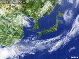 2015年05月21日の気象衛星