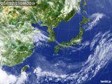 2015年05月22日の気象衛星