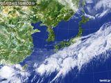 2015年05月24日の気象衛星