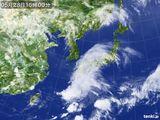 2015年05月28日の気象衛星