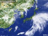 2015年05月29日の気象衛星