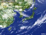 2015年06月01日の気象衛星