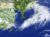 2015年06月03日の気象衛星