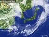 2015年06月04日の気象衛星