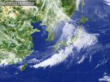 2015年06月05日の気象衛星