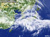 2015年06月08日の気象衛星