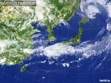 2015年06月10日の気象衛星