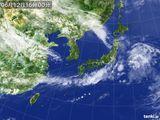 2015年06月12日の気象衛星