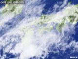 気象衛星(2015年06月13日)