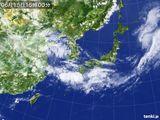 2015年06月15日の気象衛星