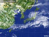 2015年06月19日の気象衛星