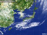 2015年06月20日の気象衛星