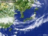 2015年06月21日の気象衛星