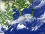 2015年06月22日の気象衛星