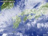 気象衛星(2015年06月22日)