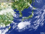 2015年06月23日の気象衛星