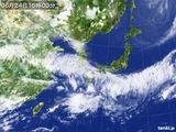 2015年06月24日の気象衛星