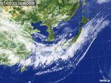 2015年07月03日の気象衛星